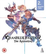 Granblue Fantasy Part 2 BLU-RAY (2018) (Blu-ray)