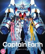 Captain Earth Collection (Blu-Ray)