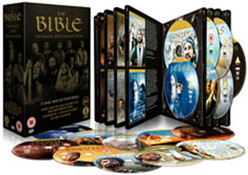 The Bible: Complete Collection (DVD)