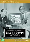 Love's A Luxury / What A Carry On (DVD)
