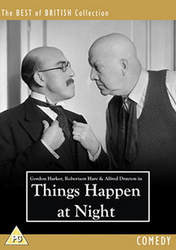 Things Happen At Night (DVD)