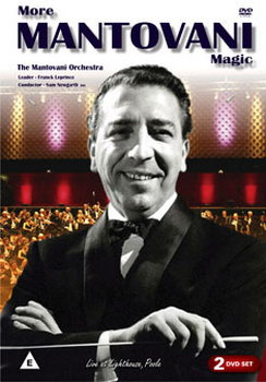 More Mantovani Magic (DVD)