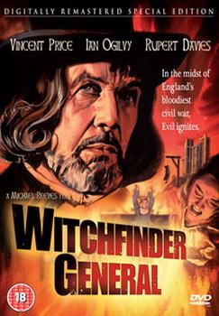 Witchfinder General - Digitally Remastered Edition (DVD)