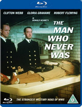 Man Who Never Was (Blu-Ray)