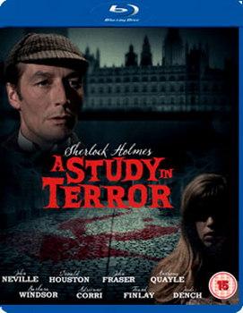 A Study in Terror (1965) - Sherlock Holmes (Blu-Ray)