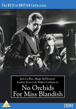 No Orchids For Miss Blandish - Digitally Remastered (DVD)