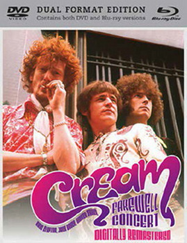 Cream: Farewell Concert (DVD)