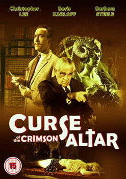 Curse Of The Crimson Altar (DVD)