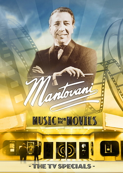 Mantovani'S Music From The Movies - The Mantovani Tv Specials (DVD)