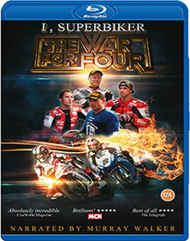 I Superbiker 4 - The War for Four [Blu-ray]
