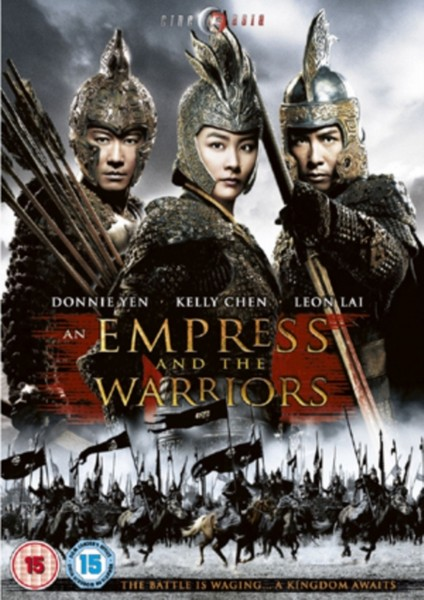 Empress And The Warrior (DVD)