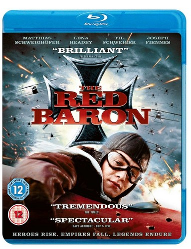 Red Baron (Blu-Ray)