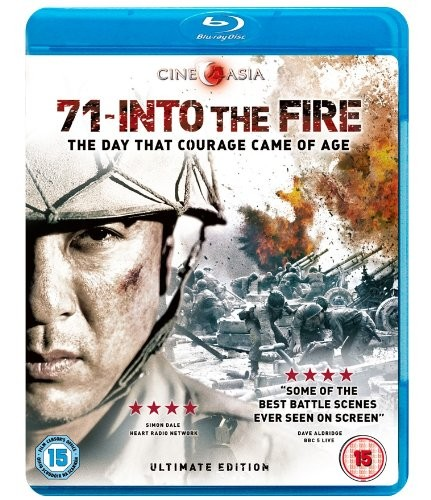 71 - Into The Fire (Blu-Ray)
