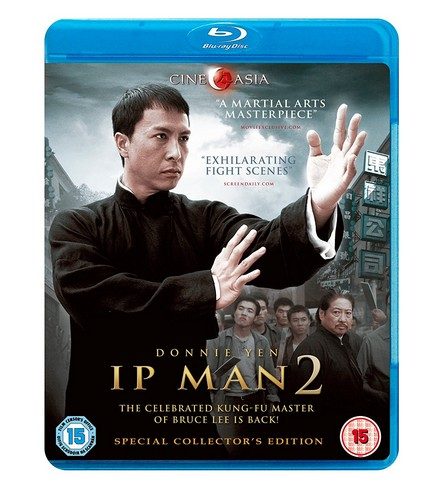 IP Man 2 - Legend Of The Grandmaster (Blu-Ray)
