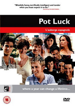 Pot Luck (L`Auberge Espagnole) (DVD)