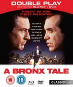 A Bronx Tale - Collector's Edition [Dual Format] [Blu-ray]