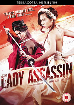 The Lady Assassin (DVD)