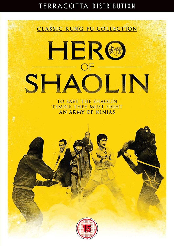 Hero Of Shaolin (DVD)