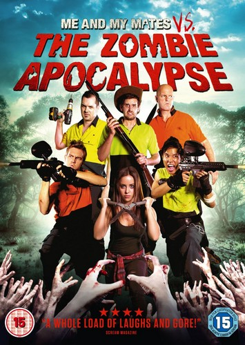 Me And My Mates Vs. The Zombie Apocalypse (DVD)