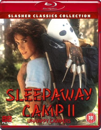 Sleepaway Camp 2 - Unhappy Campers [Blu-Ray] (Blu-Ray) (DVD)