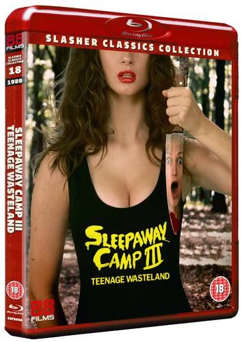 Sleepaway Camp 3 - Teenage Wasteland [Blu-Ray] (Blu-Ray) (DVD)