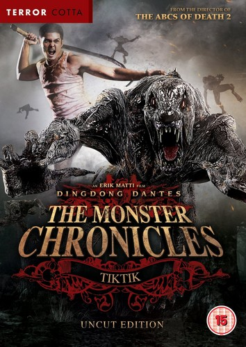 The Monster Chronicles: Tiktik (DVD)