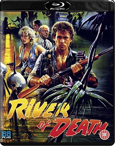 River of Death (Blu-ray)
