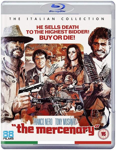 The Mercenary (Blu-ray)