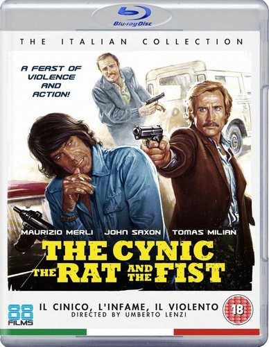 The Cynic  The Rat And The Fist (Blu-ray)