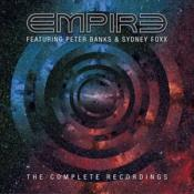 EMPIRE FEATURING PETER BANKS AND SYDNEY FOXX - THE COMPLETE RECORDINGS (Music CD)