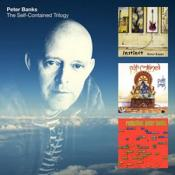 Peter Banks - THE SELF-CONTAINED TRILOGY (Music CD)