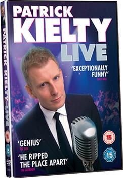 Patrick Kielty - Live (DVD)