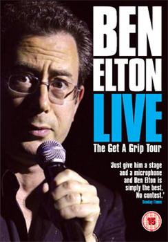 Ben Elton - Get A Grip (DVD)