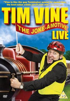 Tim Vine - Jokeamotive (DVD)