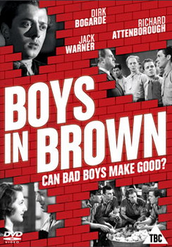 Boys In Brown (1949) (DVD)
