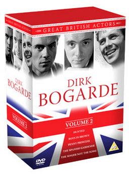 Great British Actors: Dirk Bogarde Box Set Volume 2 (DVD)