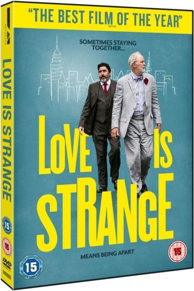 Love Is Strange (DVD)