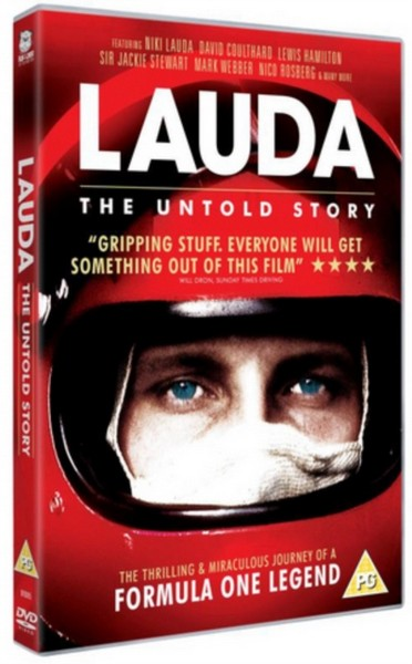 Lauda - The Untold Story (DVD)