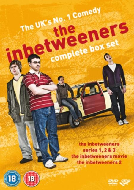 The Inbetweeners Complete Collection (DVD)
