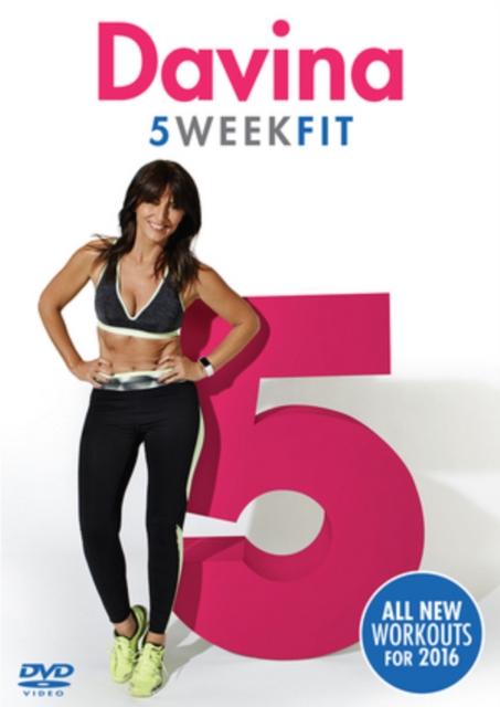 Davina: 5 Week Fit (DVD)