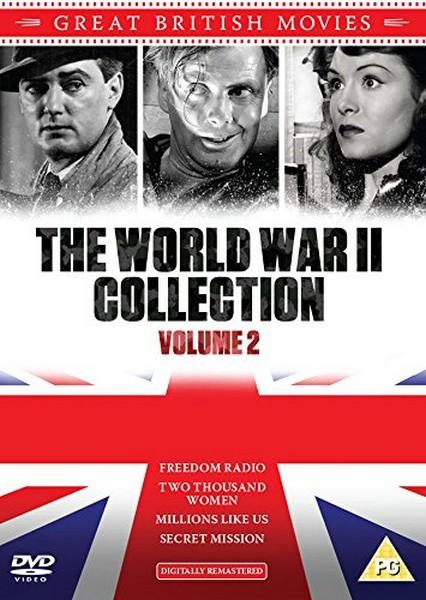 World War Ii Collection - Volume 2 (DVD)