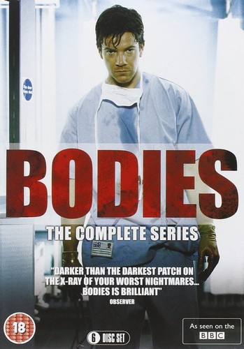 Bodies - The Complete Series (DVD)
