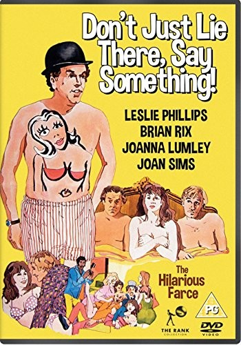 Don'T Just Lie There  Say Something (DVD)