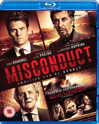 Misconduct (Blu-ray)