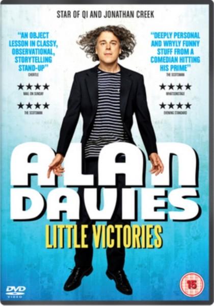 Alan Davies - Little Victories