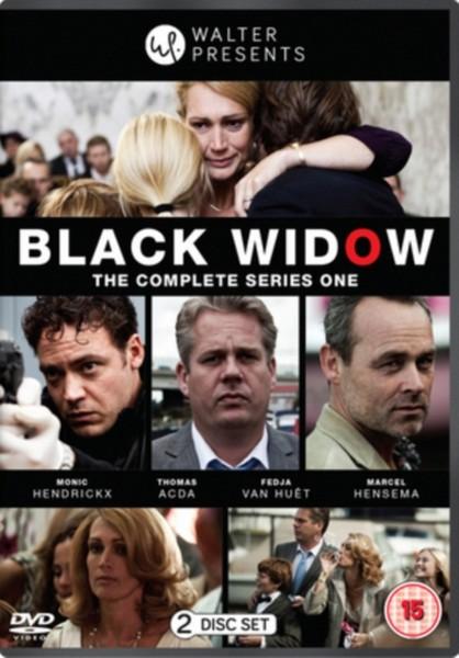 Black Widow - Series 1 (DVD)