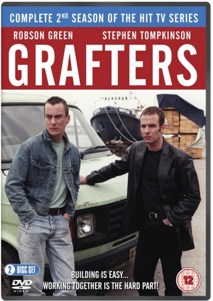 Grafters - Series 2 (DVD)