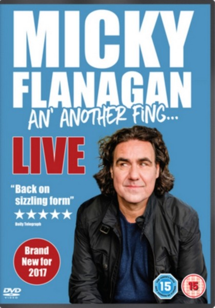 Micky Flanagan - An' Another Fing Live (Dvd) (DVD)
