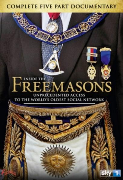 Inside the Freemasons (DVD)
