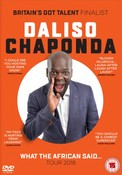 Daliso Chaponda - What The African Said... (DVD)
